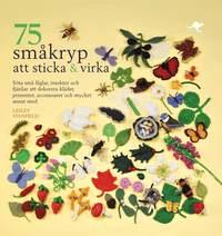 bokomslag 75 småkryp att sticka och virka