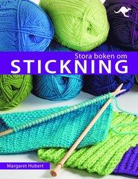 bokomslag Stora boken om stickning