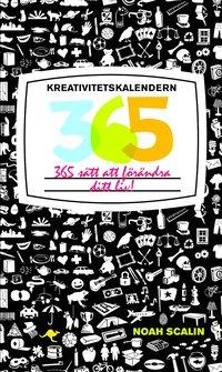 bokomslag Kreativitetskalendern : 365 sätt att förändra ditt liv