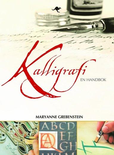 bokomslag Kalligrafi : en handbok
