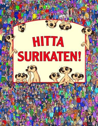 bokomslag Hitta surikaten!