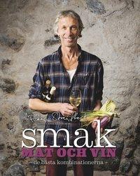bokomslag Smak : mat och vin - de bästa kombinationerna