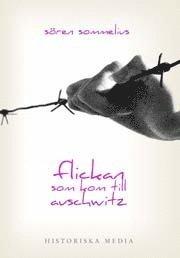 bokomslag Flickan som kom till Auschwitz