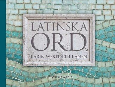 bokomslag Latinska ord