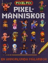 bokomslag Pixelmänniskor