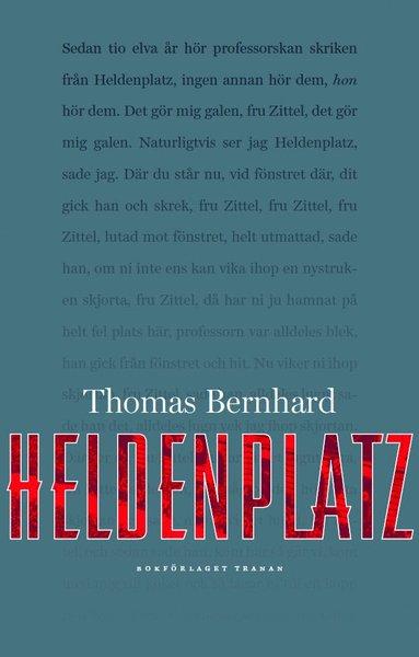 bokomslag Heldenplatz