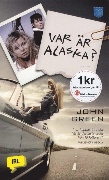bokomslag Var är Alaska?
