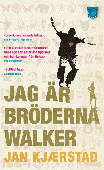 bokomslag Jag är bröderna Walker