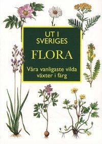 bokomslag Ut i Sveriges flora : våra vanligaste vilda växter i färg