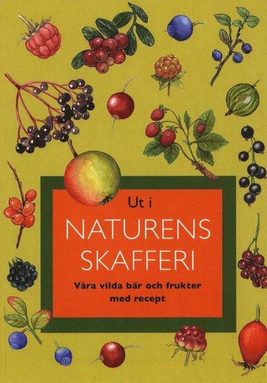 bokomslag Ut i naturens skafferi : våra vilda bär och frukter med recept