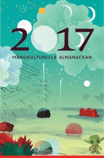 bokomslag Mångkulturella almanackan 2017