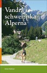 bokomslag Vandra i schweiziska Alperna