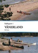 bokomslag Paddlingsturer i Vänerland