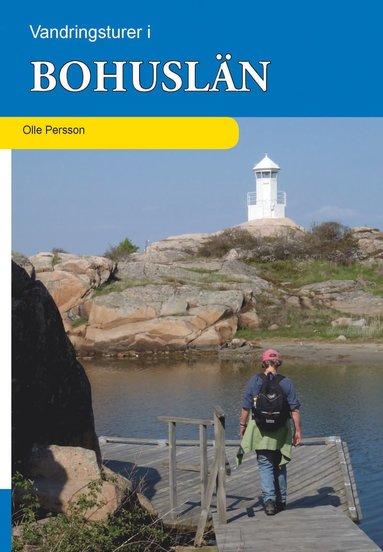 bokomslag Vandringsturer i Bohuslän