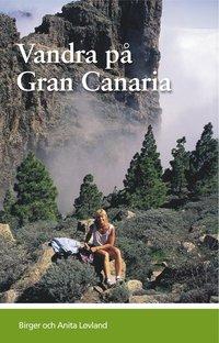 bokomslag Vandra på Gran Canaria : guideserien för Kanarieöarna