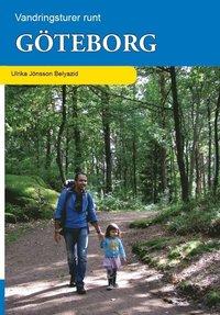 bokomslag Vandringsturer runt Göteborg
