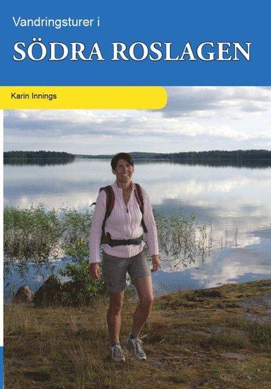 bokomslag Vandringsturer i södra Roslagen