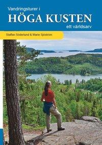 bokomslag Vandringsturer i Höga kusten : ett världsarv