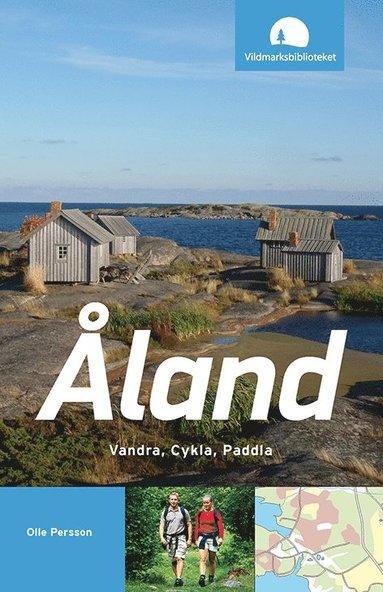 bokomslag Åland : vandra, cykla, paddla