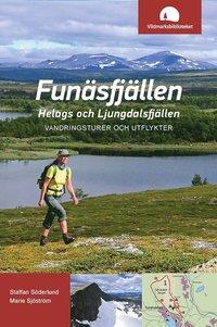 bokomslag Funäsfjällen, Helags och Ljungdalsfjällen : vandringsturer och utflykter