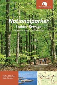 bokomslag Nationalparker i södra Sverige : vandringsturer och utflykter