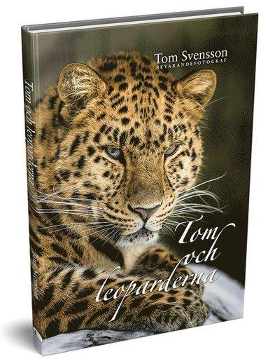 bokomslag Tom och leoparderna: härliga bilder och lite fakta om leoparder