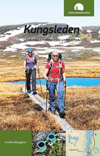 bokomslag Kungsleden : vandringsturer och utflykter