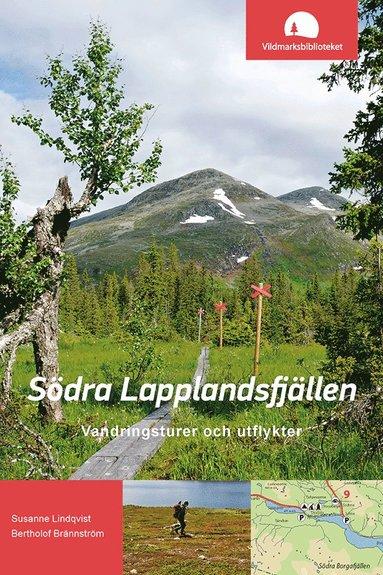 bokomslag Södra Lapplandsfjällen : vandringsturer och utflykter