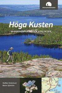 bokomslag Höga kusten : vandringsturer och utflykter