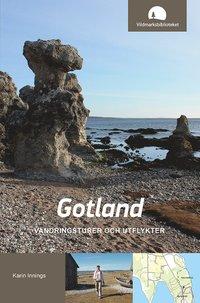 bokomslag Gotland : vandringsturer och utflykter