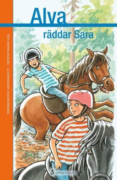 bokomslag Alva räddar Sara