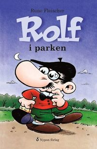 Rolf i parken
