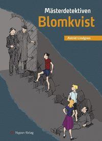 bokomslag Mästerdetektiven Blomkvist / Lättläst