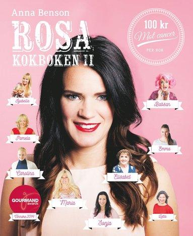 bokomslag Rosa kokboken II