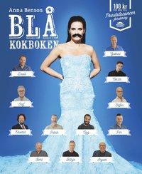 bokomslag Blå kokboken