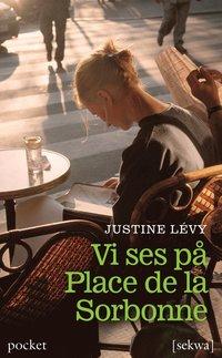 bokomslag Vi ses på Place de la Sorbonne