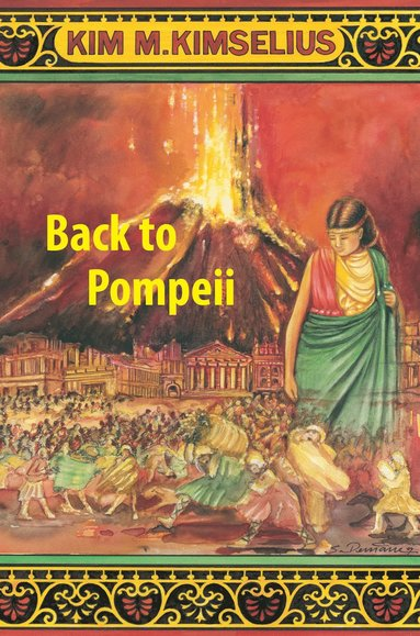bokomslag Back to Pompeii