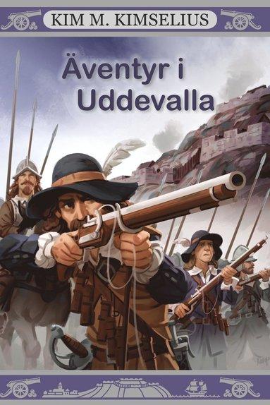 bokomslag Äventyr i Uddevalla