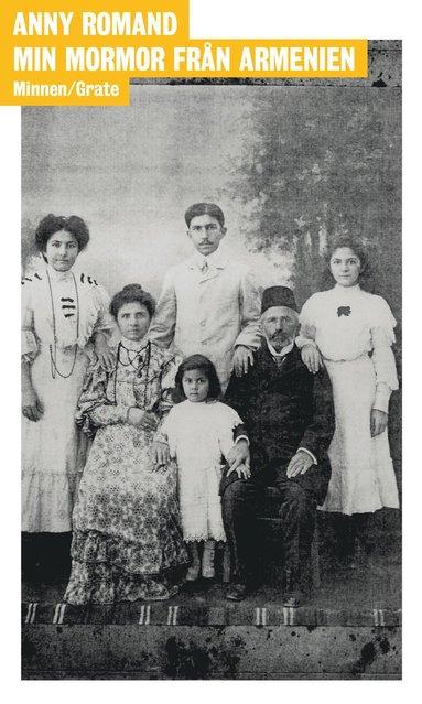 bokomslag Min mormor från Armenien