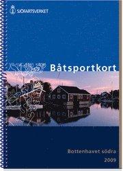 bokomslag Båtsportkort Bottenhavet Södra 2009
