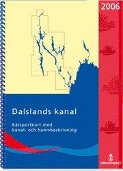 bokomslag Båtsportkort Dalslands kanal 2011