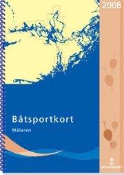 bokomslag Båtsportkort Mälaren-Hjälmaren 2014
