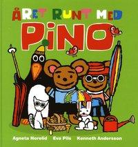 bokomslag Året runt med Pino