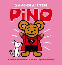 bokomslag Superhjälten Pino