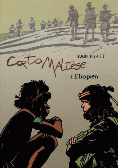 bokomslag Corto Maltese i Etiopien