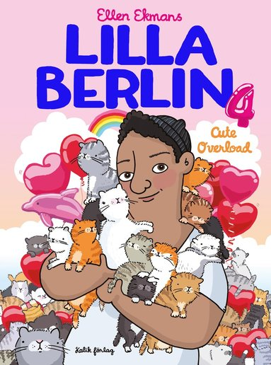 bokomslag Lilla Berlin 4 : Cute Overload