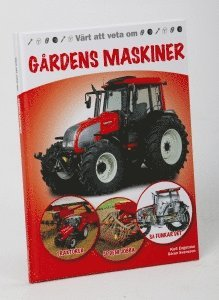 bokomslag Värt att veta om gårdens maskiner
