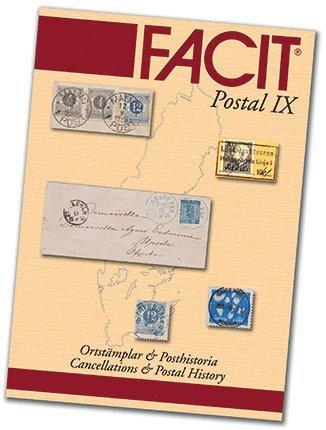 bokomslag Facit Postal IX