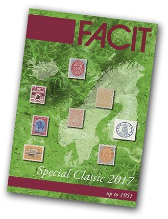 bokomslag Facit Special Classic 2017