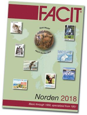 bokomslag Facit Norden 2018